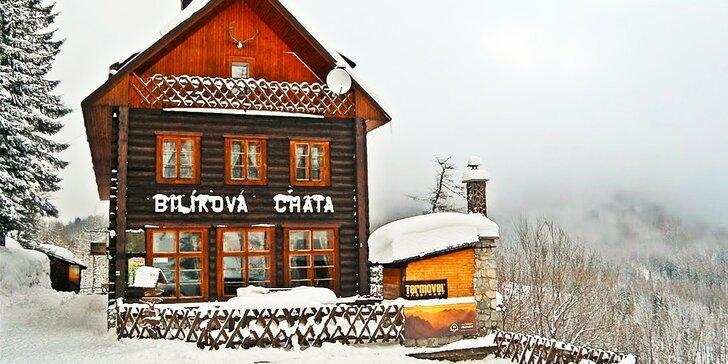 Horský pobyt na Bilíkovej chate na 2 alebo 3 noci
