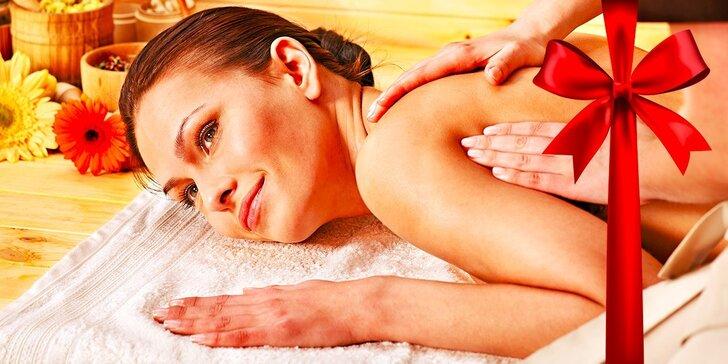 Thajská 60-minútová masáž (5 druhov) v Hoteli Holiday Inn v Trnave
