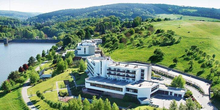 Relaxačný pobyt v hoteli Adamantino*** v kúpeľnom meste Luhačovice