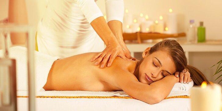 Vysokokvalitné uvoľňujúce relaxačné masáže - vyberte si z viacerých druhov!