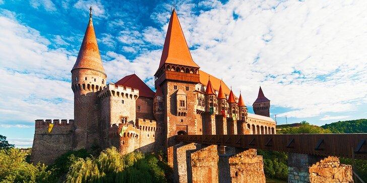 Rumunsko - Tajuplná Drakulova Transylvánia. V ponuke májový termín!