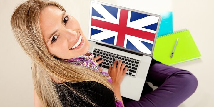 Online kurzy angličtiny s Cambridge Institute!