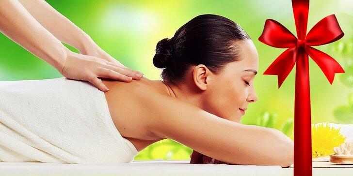 Skvelé masáže podľa výberu v Emma masážnom salóne v Žiline
