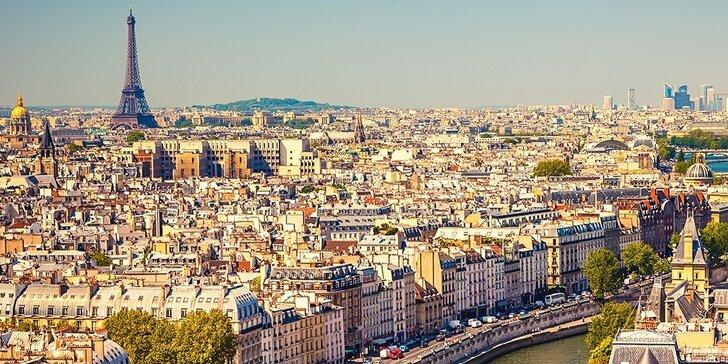 Spoznajte pamiatky Paríža počas Veľkej noci! Zájazd so skúseným sprievodcom a s kvalitným hotelovým ubytovaním