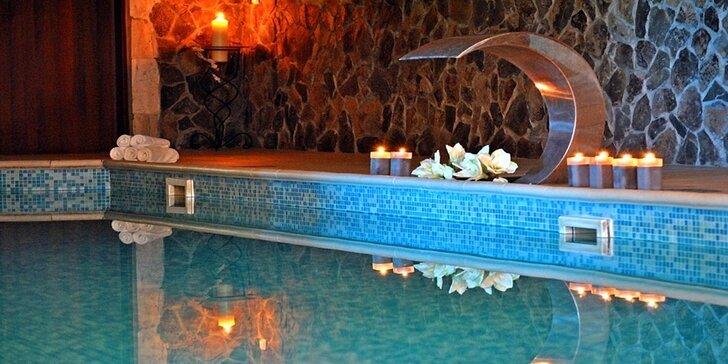 Romantický wellness pre 2 osoby v srdci Slovenska v Hoteli Dixon**** Banská Bystrica