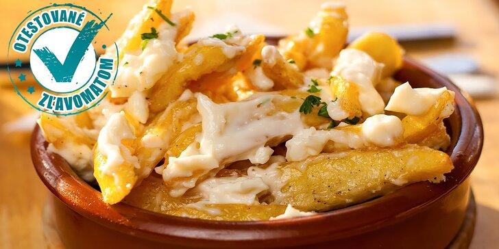 Famózne španielske patatas bravas či patatas alioli