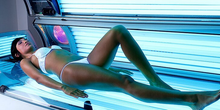 Získajte čokoládovú pokožku na zahryznutie s permanentkou do solária