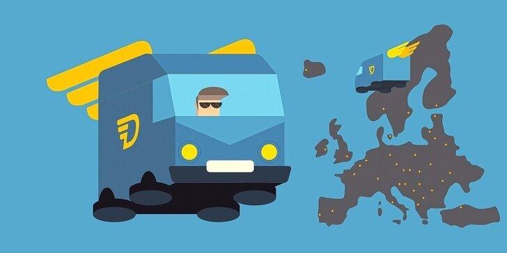 Superrýchle posielanie balíkov po SR, ČR i v Európe službou DeliBarry