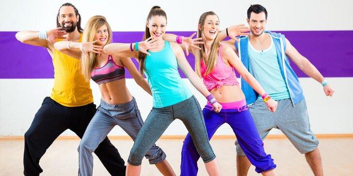 Tancujte a chudnite so ZUMBOU! 1 alebo 3 vstupy