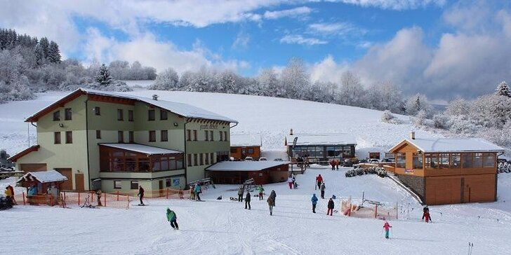 Lyžiarsky a Wellness pobyt so skipasmi v lyžiarskom stredisku Nižná Uhliská***