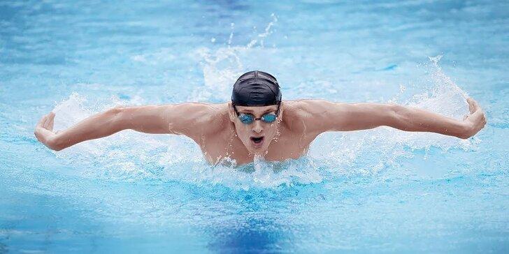 Lekcie plávania pre deti aj dospelých