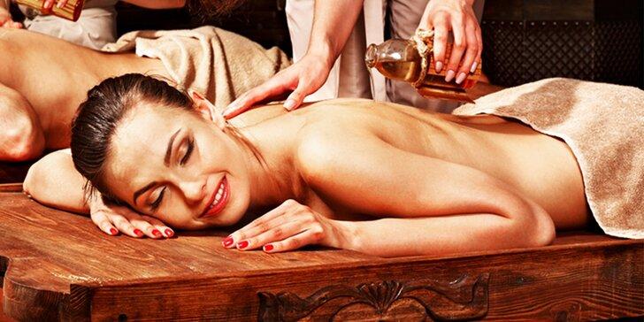Darujte zdravie sebe alebo svojim blízkym v podobe ayurvédskej relaxačnej masáže