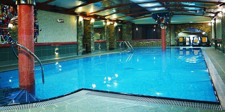 Wellness pobyt vo Veľkej Fatre v hoteli Áčko ***, skibus do skiparku Malinô Brdo priamo od hotela!