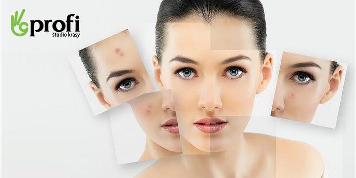 Kompletné ošetrenie pleti 2v1 alebo kompletné ošetrenie pleti s galvanizáciou 3v1 s kozmetikou Syn Care + grátis úprava obočia!