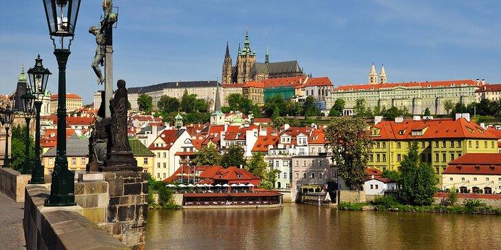 Hotel SEIFERT**** v centre Prahy - pohodlný, príjemný, priateľský...