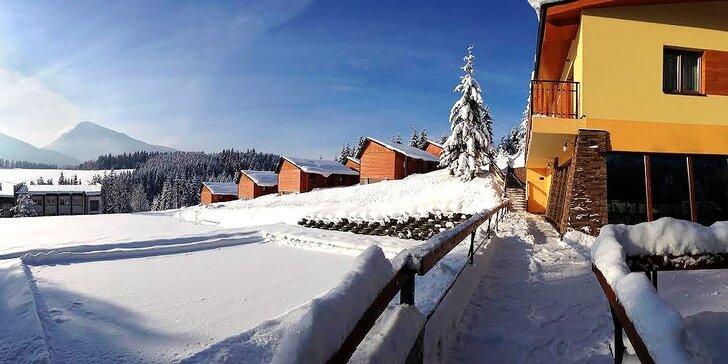 Zimná dovolenka so špičkovým wellness pre 4 až 6 osôb v prekrásnom prírodnom rezorte HOLIDAY PARK ORAVA***