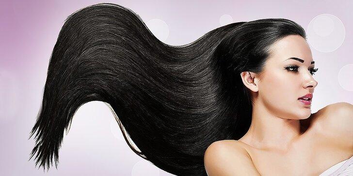 Prepájanie či predlžovanie vlasov keratínovou, eurolocovou alebo mirkoringovou metódou, záruka 2 roky!
