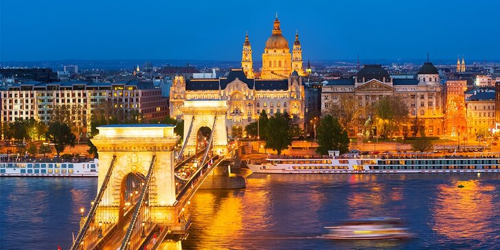 Zábava, poznávanie a oddych vo veľkonočnej Budapešti na 2-dňovom poznávacom zájazde