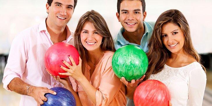Hodinový prenájom bowlingovej dráhy pre 6 osôb v Ponteo