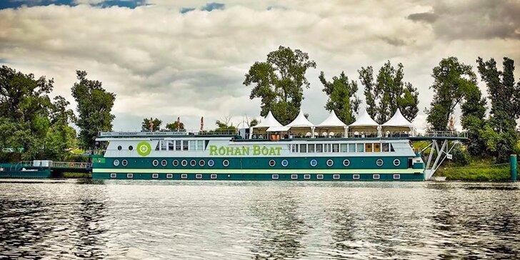 Originálny 3-dňový pobyt na lodi pre 2 osoby