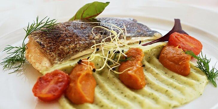 Romantické a chutné menu pre 2 osoby v hoteli Tatra****