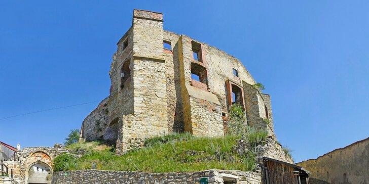 Vydajte sa za dobrodružstvom, históriou a kultúrou k priepasti Macocha a do Boskovíc!