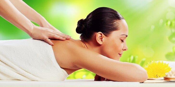 Skvelá masáž v Emma masážnom salóne v Žiline