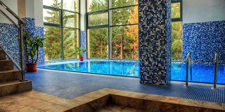 Relaxačný wellness pobyt na Orave v Hoteli Arman***+, platnosť do konca mája!