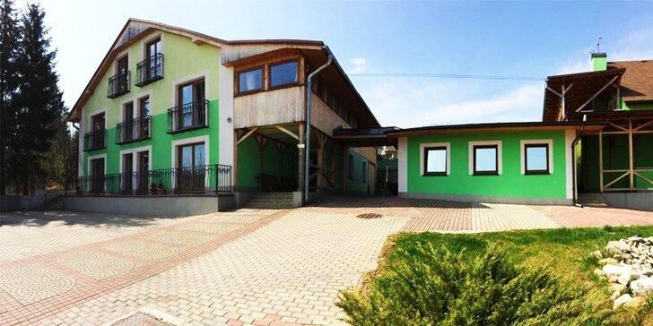 Oddychový pobyt pre 2 osoby v kúpeľnom meste Rajecké Teplice, 500 m od kúpeľov!