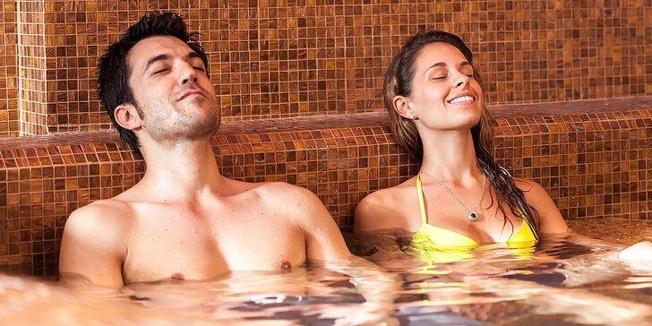 Relaxačný pobyt pre 2 osoby so vstupom do kúpeľov SPA & AQUAPARK Turčianske Teplice, platnosť do konca júna!