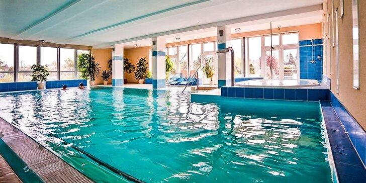 Jarný relaxačný pobyt s neobmedzeným wellness a masážou pre 2 osoby v Hoteli Prameň*** v Dudinciach