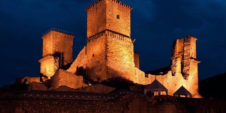 Spestrite si víkend výletom do Maďarska, navštívime Stredoveký hrad Diósgyőr a mesto Miskolc s jaskynnými kúpeľmi