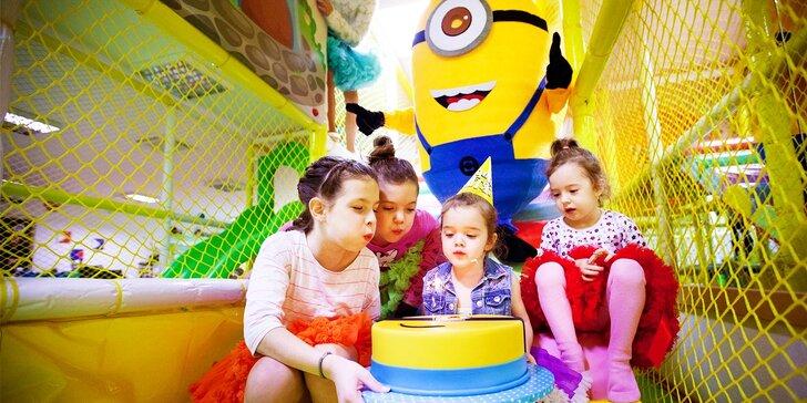 Nezabudnuteľná narodeninová party pre vaše deti!