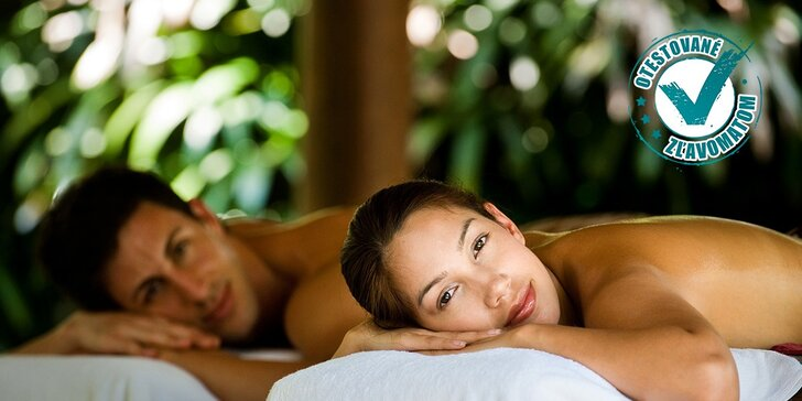 Ostrov zaľúbených v Hoteli Tatra****. Súkromný relax vo dvojici