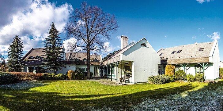 Relaxačný pobyt v Demänovej na Liptove pre páry aj rodiny v hoteli Zelený dom ***
