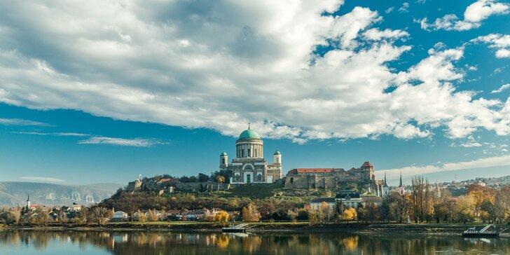 Budapešť a Ostrihom - perly Maďarska