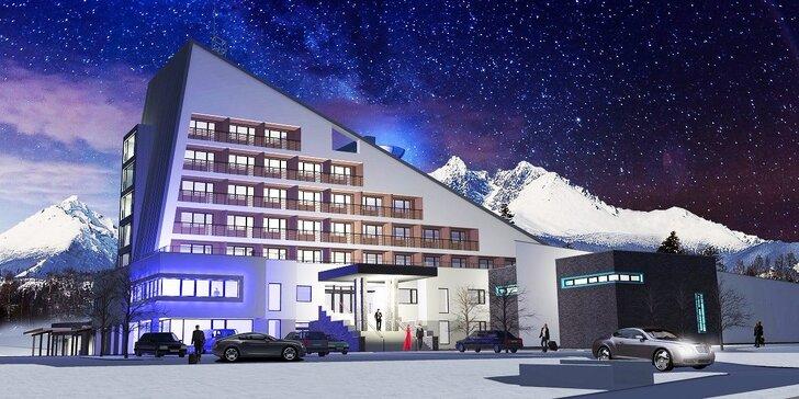 Exkluzívny pobyt v novootvorenom najmodernejšom wellness hoteli HORIZONT Resort**** vo Vysokých Tatrách + vstup do aquaparku Aquacity Poprad
