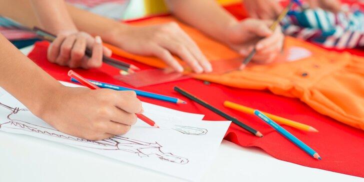 Navrhujte, kreslite, šite a obdivujte módu na kreatívnych kurzoch