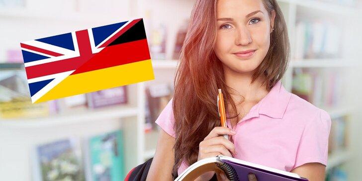 Kurzy angličtiny a nemčiny v Tower Academy pri Kuchajde