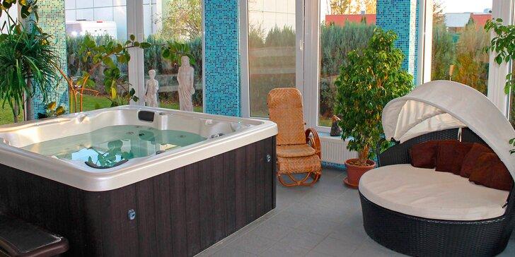 Letný 4-dňový relaxačný pobyt so šiestimi wellness procedúrami alebo 3-dňový pobyt v penzióne Hellene v Piešťanoch