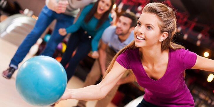 Zahrajte si bowling, vychutnajte si rebierka, osviežte sa pivom!