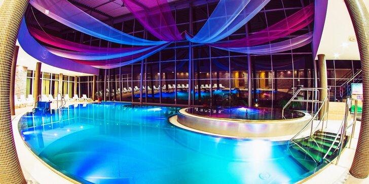 Prežite úžasné 3 hodiny vo wellness centre TOP hotela Aquatermal***