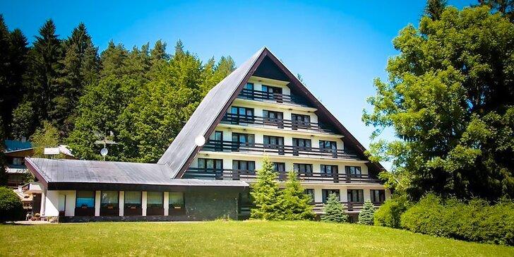 Jarný pobyt na Martinských holiach s polpenziou - Hotel Junior Piatrová ** - dieťa do 15 rokov ubytovanie zadarmo