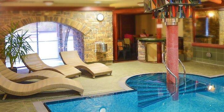 Wellness pobyt a lyžovačka vo Veľkej Fatre v hoteli Áčko ***, skibus do skiparku Malinô Brdo priamo od hotela!
