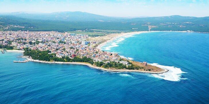 Letná dovolenka na slnečnom pobreží Bulharska s vlastnou dopravou alebo letecky, dieťa do 12 rokov ZDARMA!
