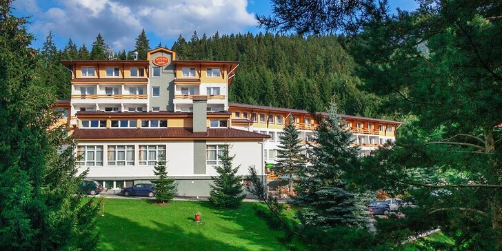 Relaxačný wellness pobyt s procedúrami v Relax Hoteli*** Avena Jánska Dolina, deti do 14,99 rokov ZDARMA!