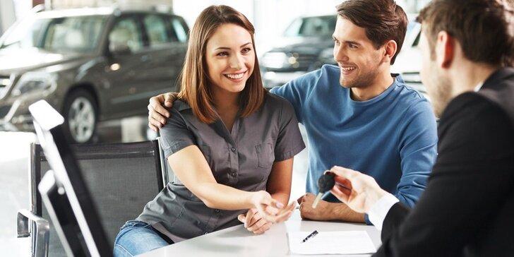 EDENcars – požičajte si nové auto!