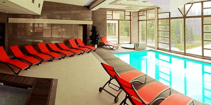 Wellness pobyt s nekonečným množstvom aktivít v prírodnom prostredí v Hoteli Orava***. Dieťa do 12 rokov za zvýhodnených podmienok!