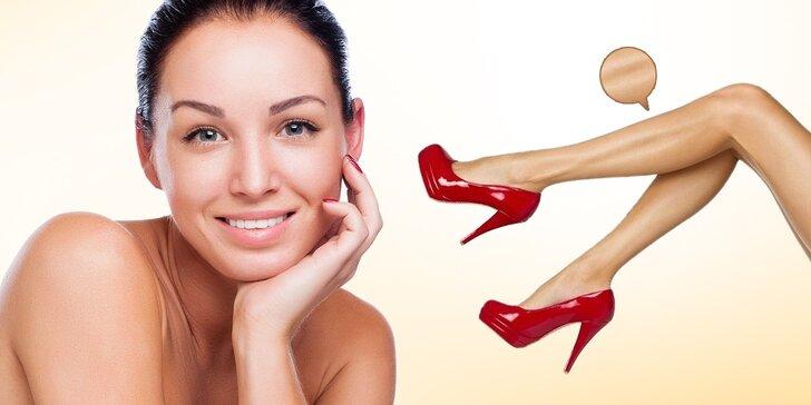 Okamžité odstránenie červených žiliek na tvári a tele