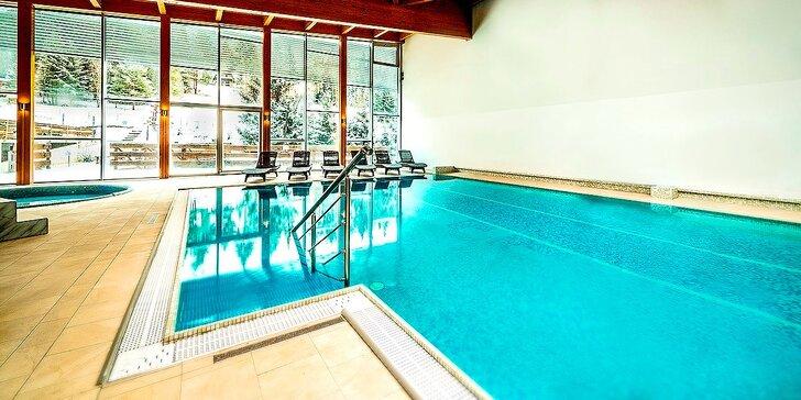 Rodinná wellness dovolenka v hoteli Čertov***. Deti do 12 r. ubytovanie za zvýhodnených podmienok!